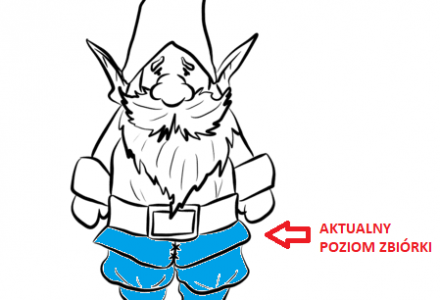 #AKCJA: Zbiórka na Krasnala / 3️⃣
